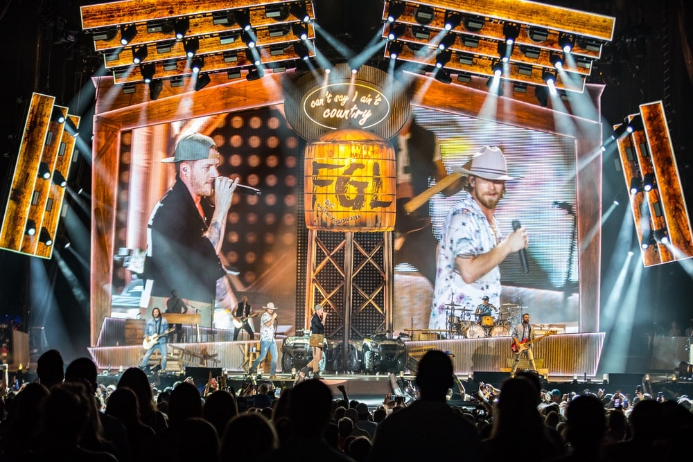 Florida Georgia Line, Can't Say I Ain't Country Tour, Dos Equis Pavillion