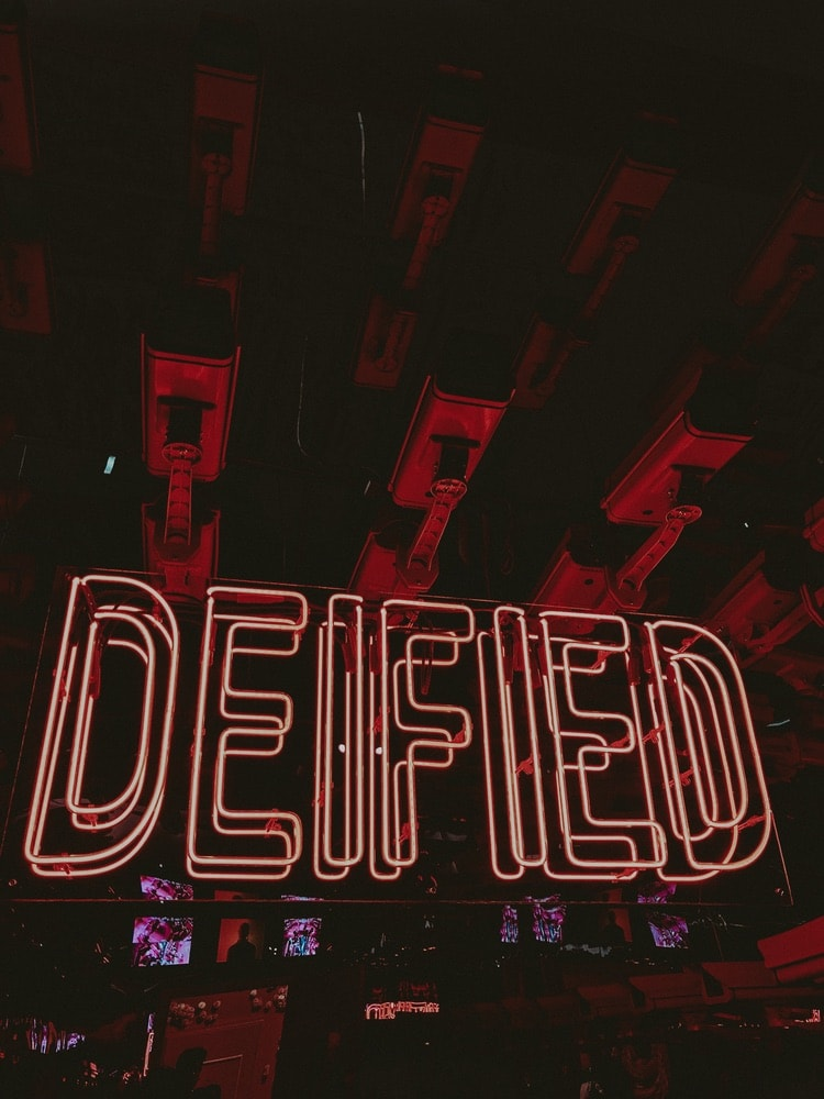 Deified installation by Tramaine Townsend at Sweet Tooth Hotel, Visit Dallas