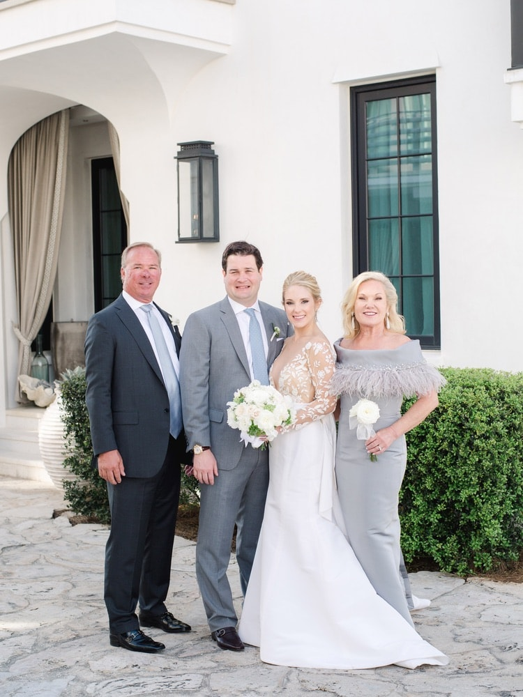 Alys Beach Wedding, Alys Beach Florida, Kelly Corr, Brian Von Schmid