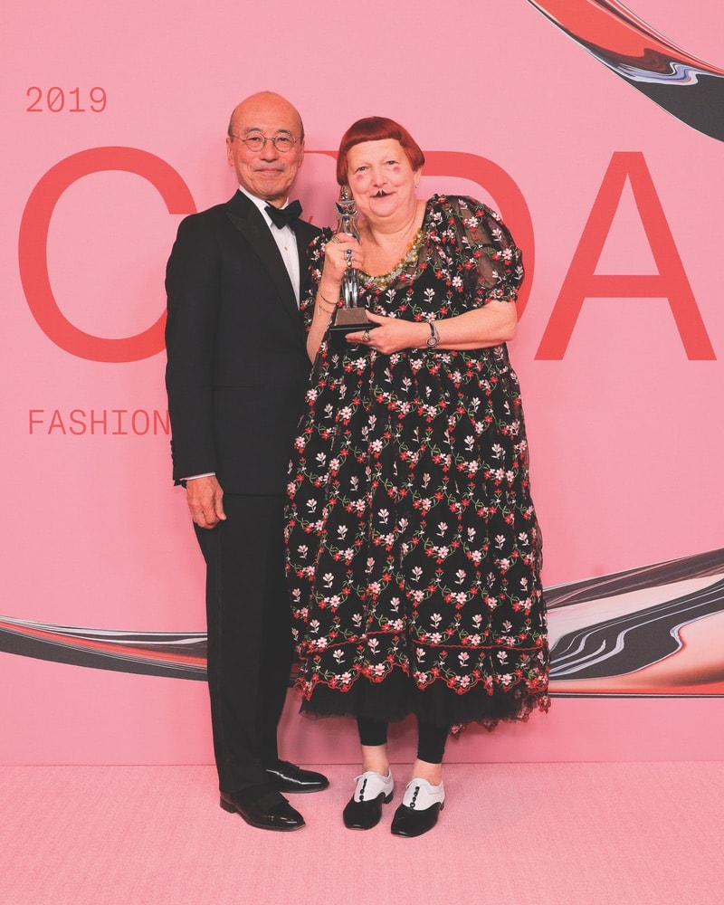 CFDA, CFDA Awards, 2019 CFDA Awards, Council of Fashion Designers of America, Brooklyn Museum, New York City, NYC, New York, Harold Koda, Lynn Yaeger