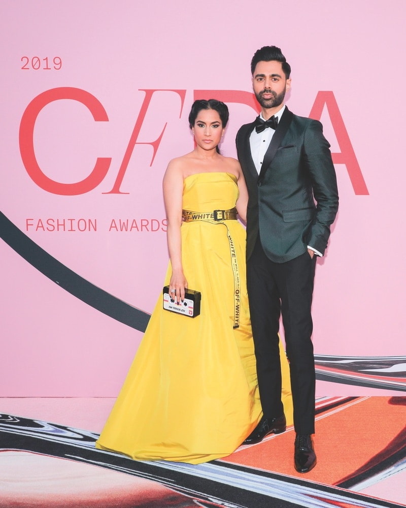 CFDA, CFDA Awards, 2019 CFDA Awards, Council of Fashion Designers of America, Brooklyn Museum, New York City, NYC, New York, Beena Patel, Hasan Minhaj