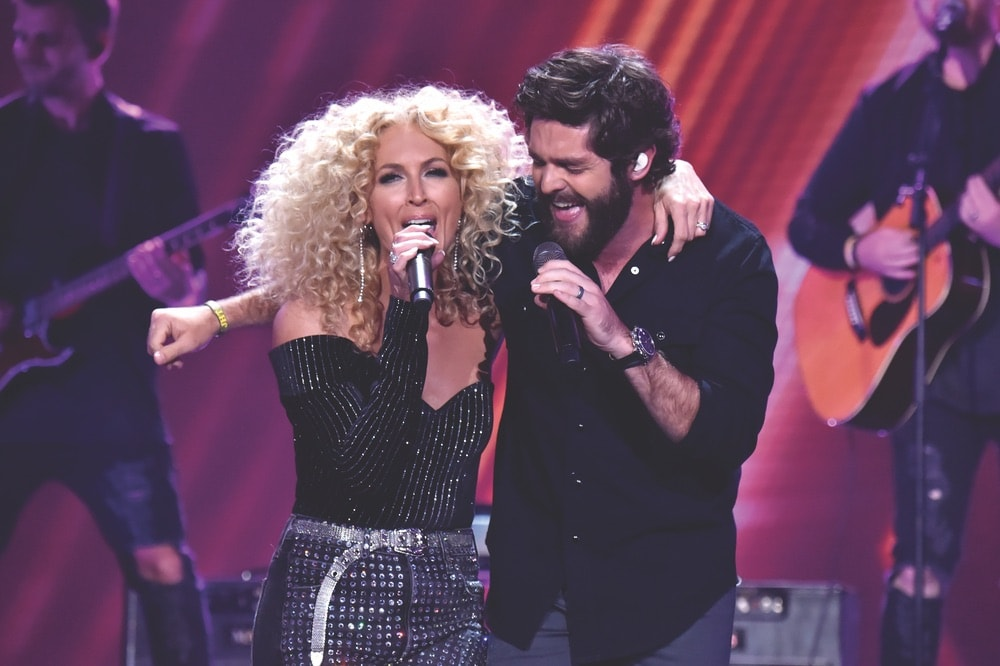 CMT, CMT Music Awards, CMT 2019 Music Awards, Nashville, Nashville Tennessee, Bridgestone Arena, Getty Images, Kimberly Schlapman, Thomas Rhett