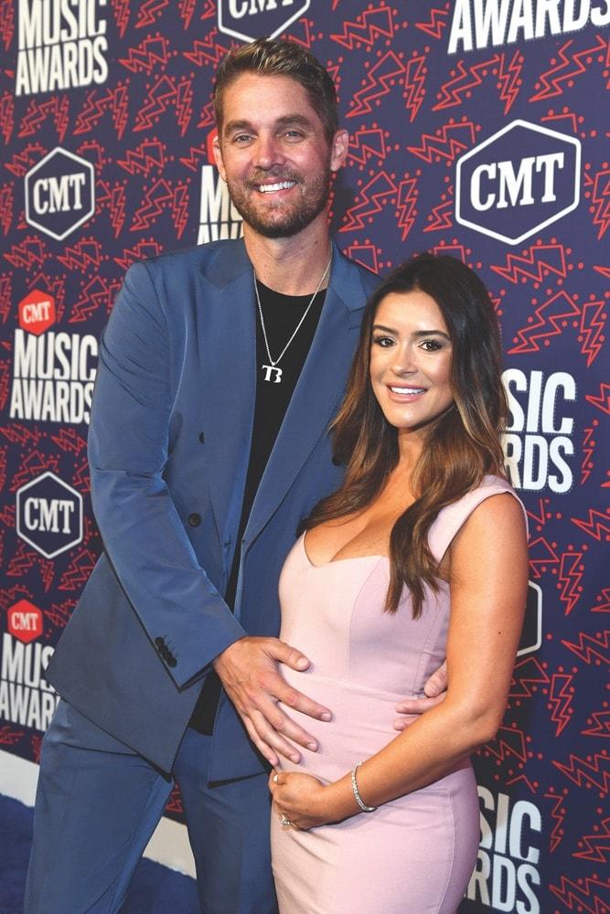 CMT, CMT Music Awards, CMT 2019 Music Awards, Nashville, Nashville Tennessee, Bridgestone Arena, Getty Images, Brett Young, Taylor Mills