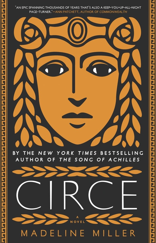 Circe A Novel by Madeline Miller