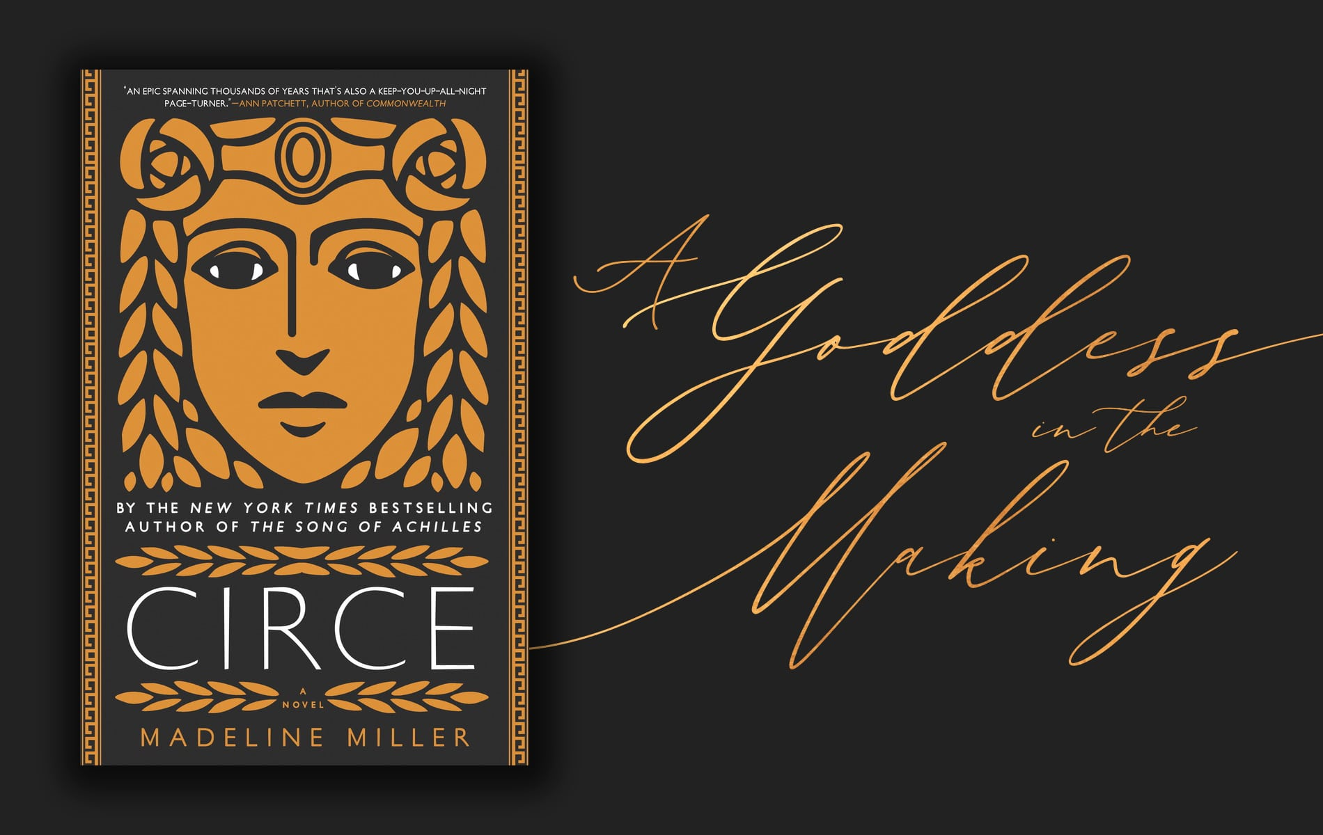 Circe A Novel by Madeline Miller, The Readers Corner VIE Book Club