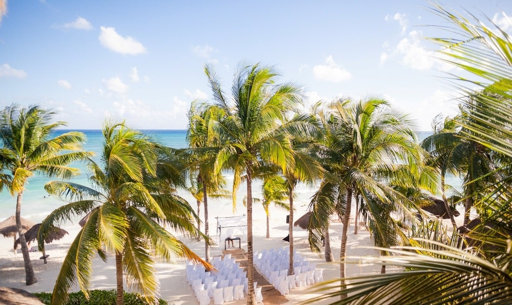 Maheka Beach Resort, Maheka Beach Resort Weddings, Playa del Carmen Hotel