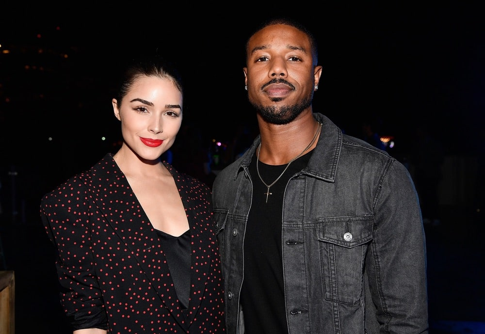 Arts Culture and Entertainment, Miami, Miami Beach, American Express, American Express Platinum, American Express Platinum House, Miami Art, Miami Art Week, Michael B. Jordan, Olivia Culpo