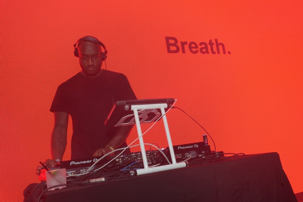 Arts Culture and Entertainment, Miami, Miami Beach, American Express, American Express Platinum, American Express Platinum House, Miami Art, Miami Art Week, Virgil Abloh