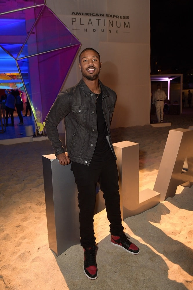 Arts Culture and Entertainment, Miami, Miami Beach, American Express, American Express Platinum, American Express Platinum House, Miami Art, Miami Art Week, Michael B. Jordan