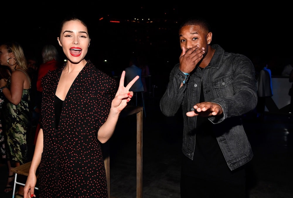 Arts Culture and Entertainment, Miami, Miami Beach, American Express, American Express Platinum, American Express Platinum House, Miami Art, Miami Art Week, Olivia Culpo, Michael B. Jordan