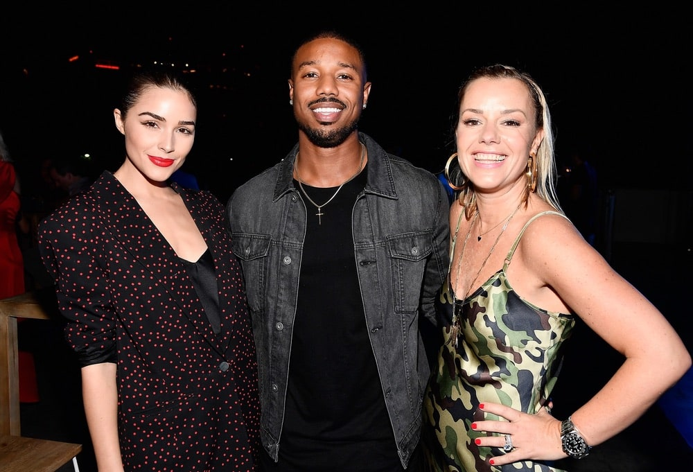 Arts Culture and Entertainment, Miami, Miami Beach, American Express, American Express Platinum, American Express Platinum House, Miami Art, Miami Art Week, Olivia Culpo, Michael B. Jordan, Janey Whiteside