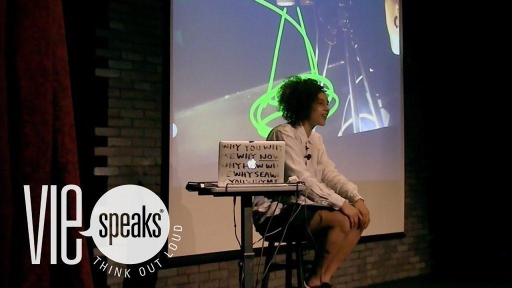 VIE Speaks: Shantell Martin
