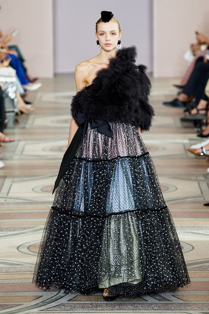 Armani, fall/winter 2019 couture fashion