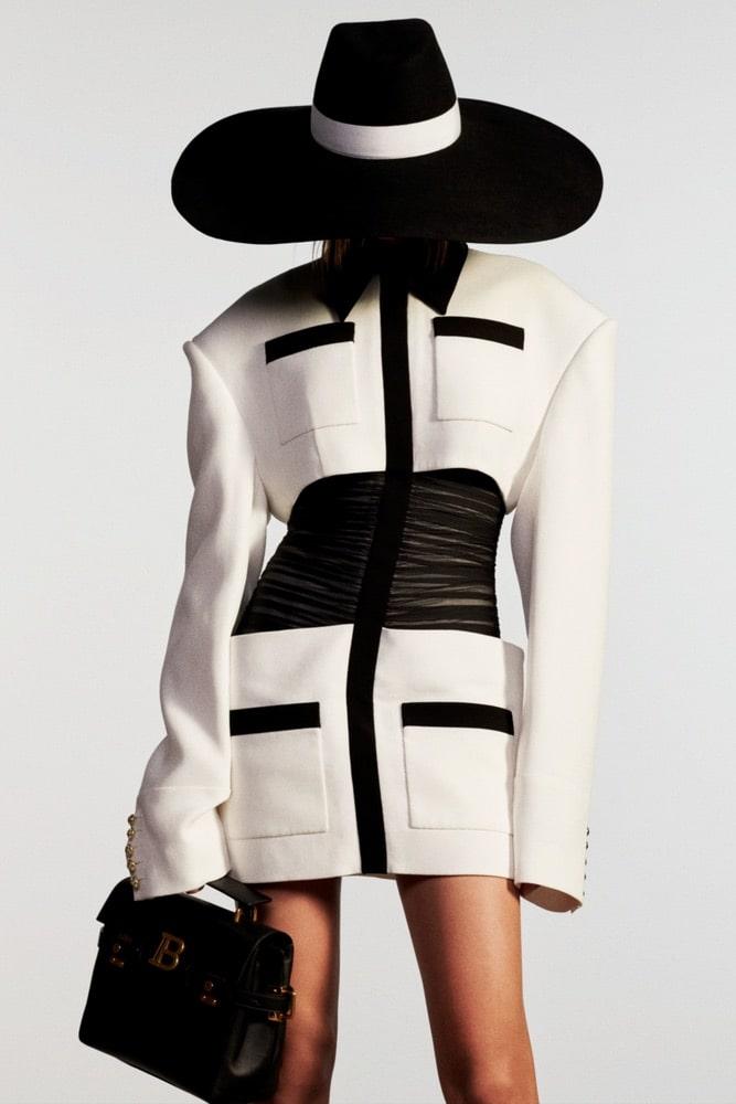 balmain, resort 2020 fashion week, 2020 resort wear