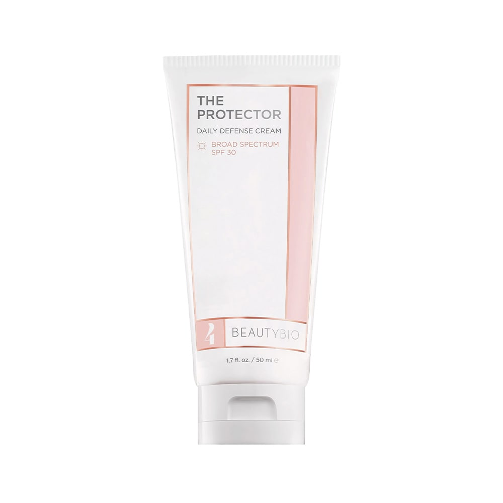BeautyBio The Protector Daily Defense Cream SPF30