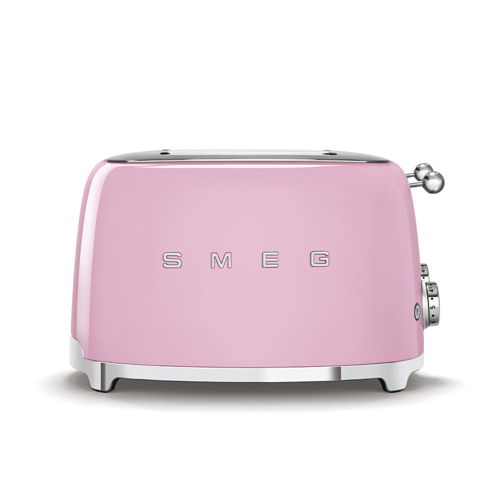 SMEG 1950s Retro-Style Two-Slice Toaster
