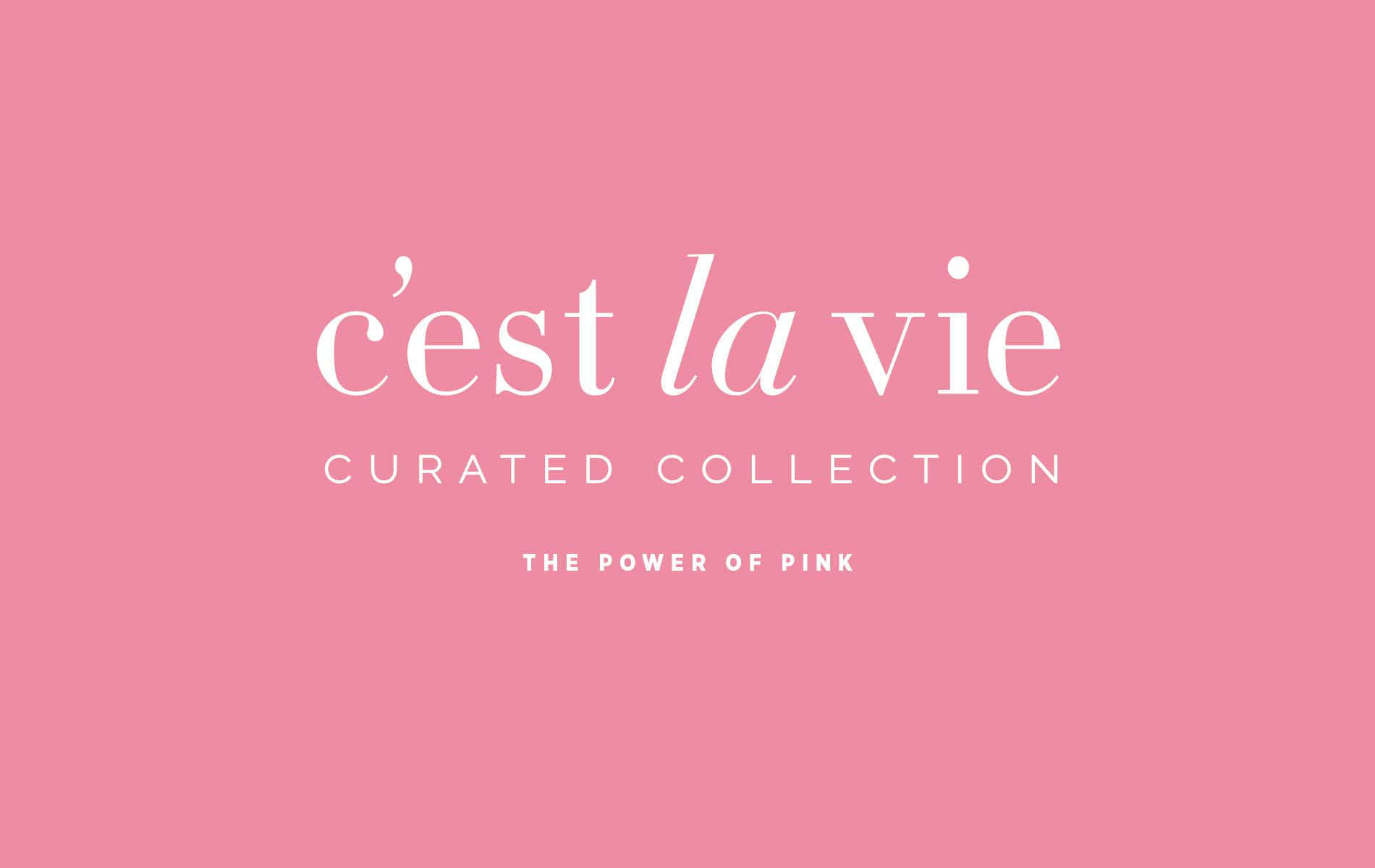VIE Magazine C'est la VIE A Curated Collection The Power of Pink, Breast Cancer Awareness