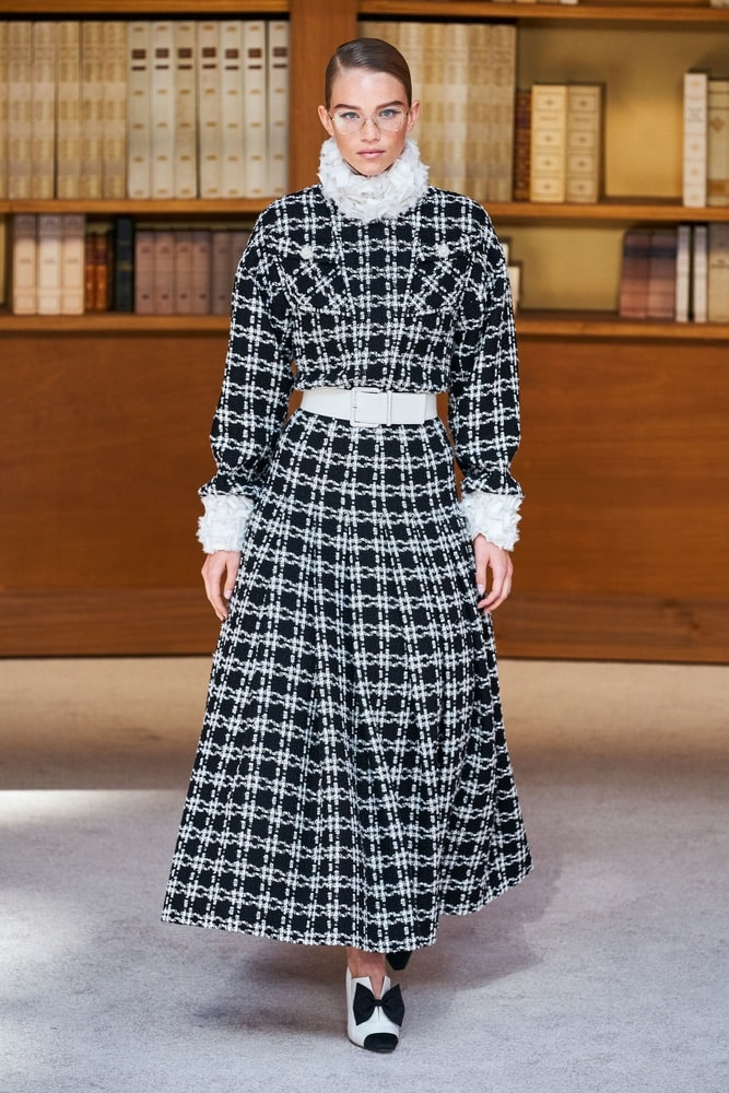 Chanel, fall/winter 2019 couture fashion