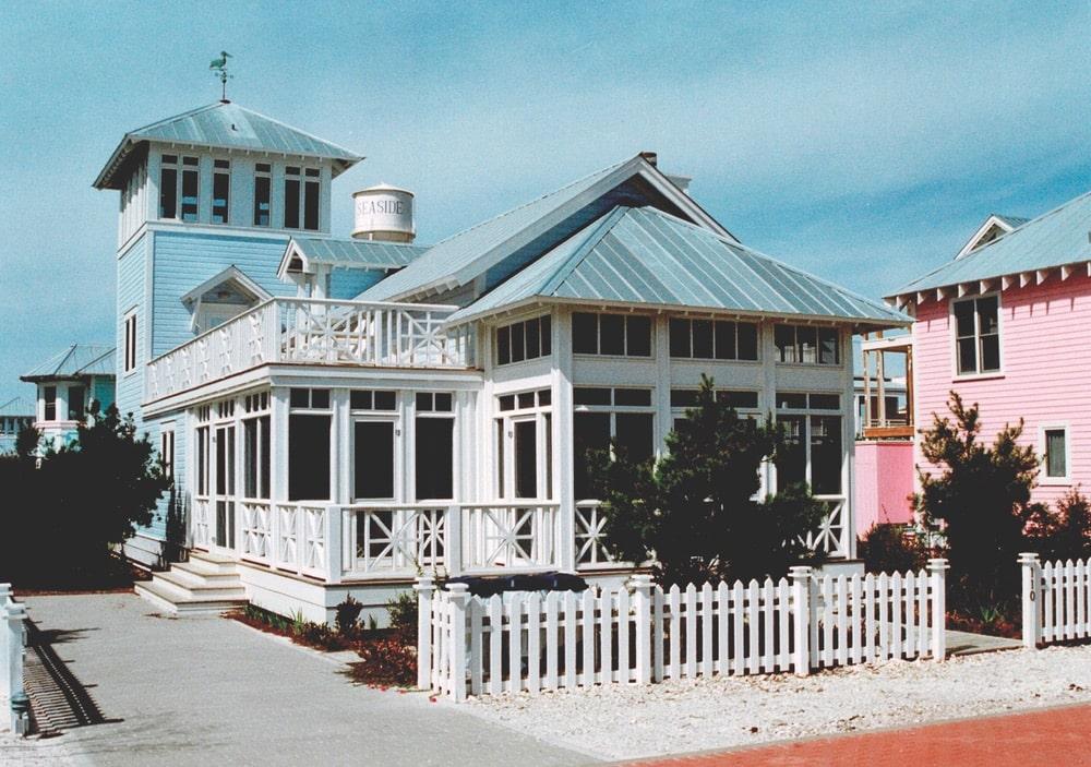Christ & Associates Architects, Seaside Florida