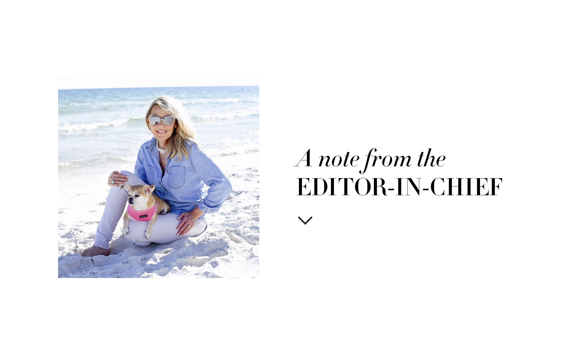 Lisa Burwell, VIE Magazine Editor-in-Chief