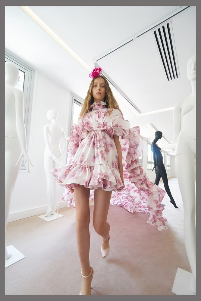 Giambattista Valli, fall/winter 2019 couture fashion