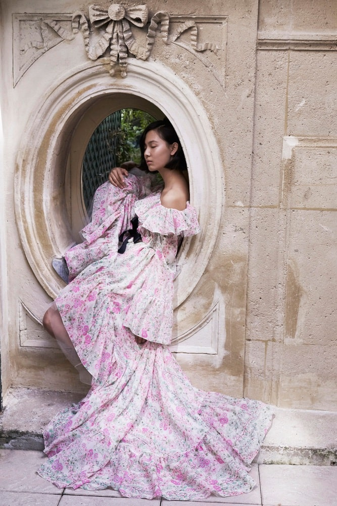 giambattista valli, resort 2020 fashion week, resort fashion week