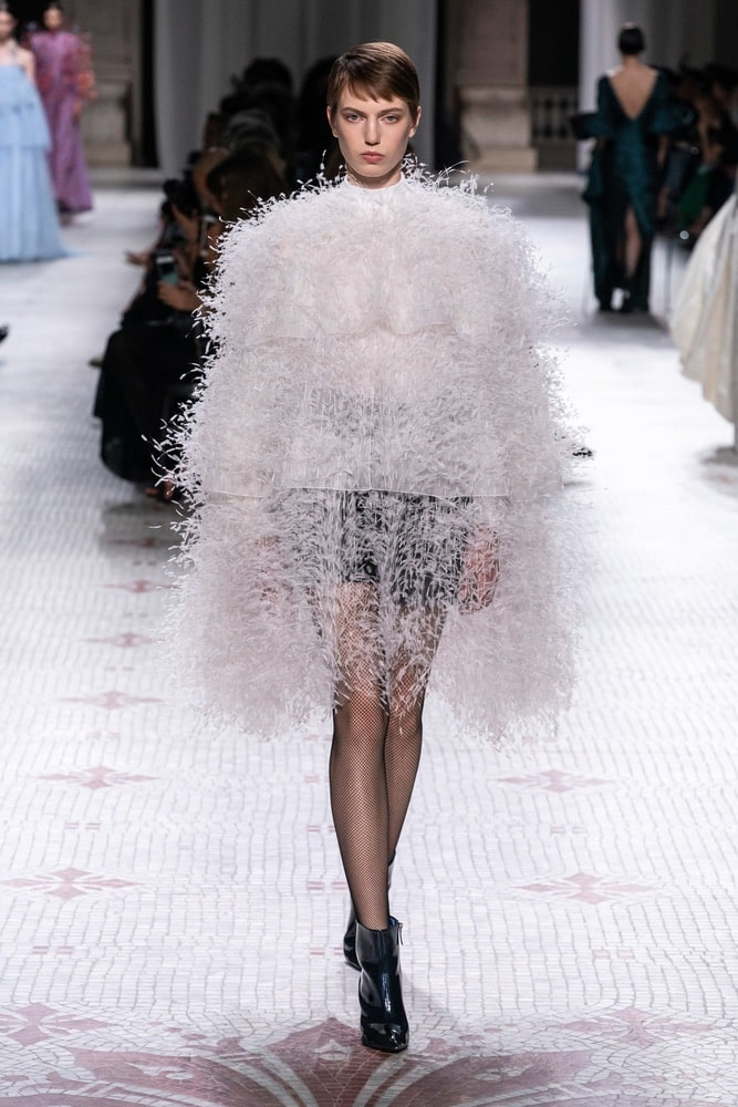 Givenchy, fall/winter 2019 couture fashion