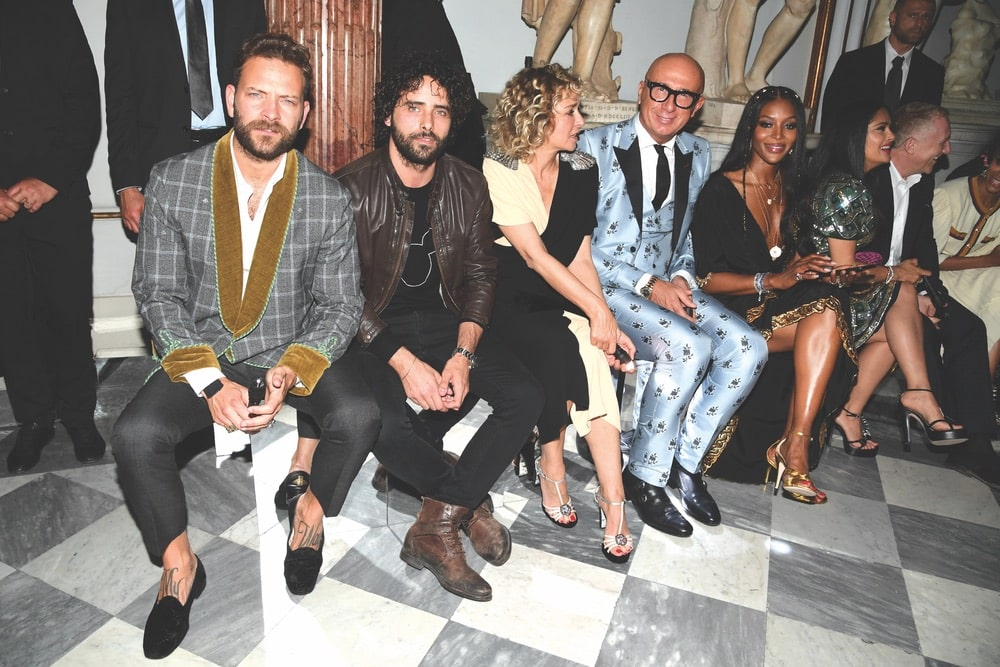 Gucci Cruise 2020 Runway Show & After Party