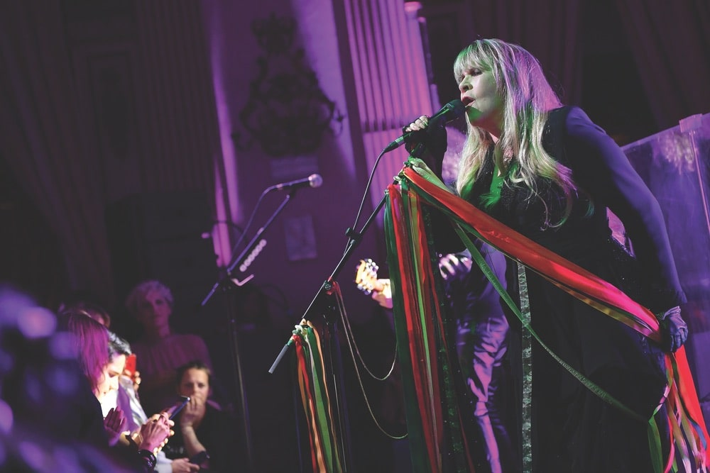 Gucci Cruise 2020 Runway Show & After Party, Stevie Nicks