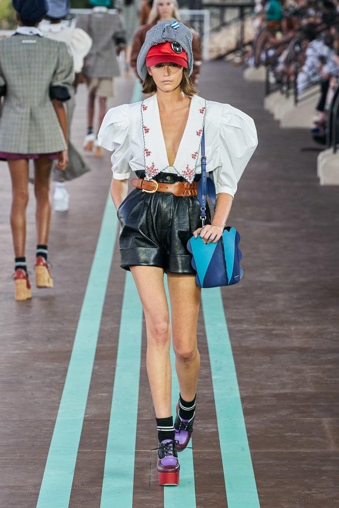miu miu, resort 2020 fashion week