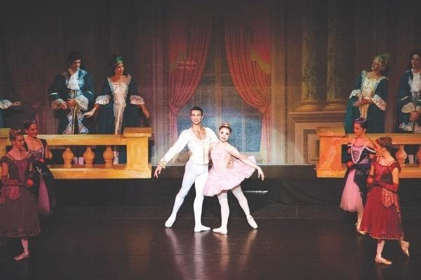 Media Coverage: Northwest Florida Ballet