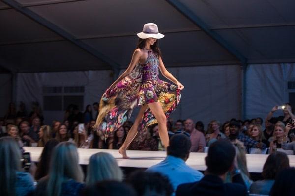 Sponsorship: South Walton Fashion Week 2015