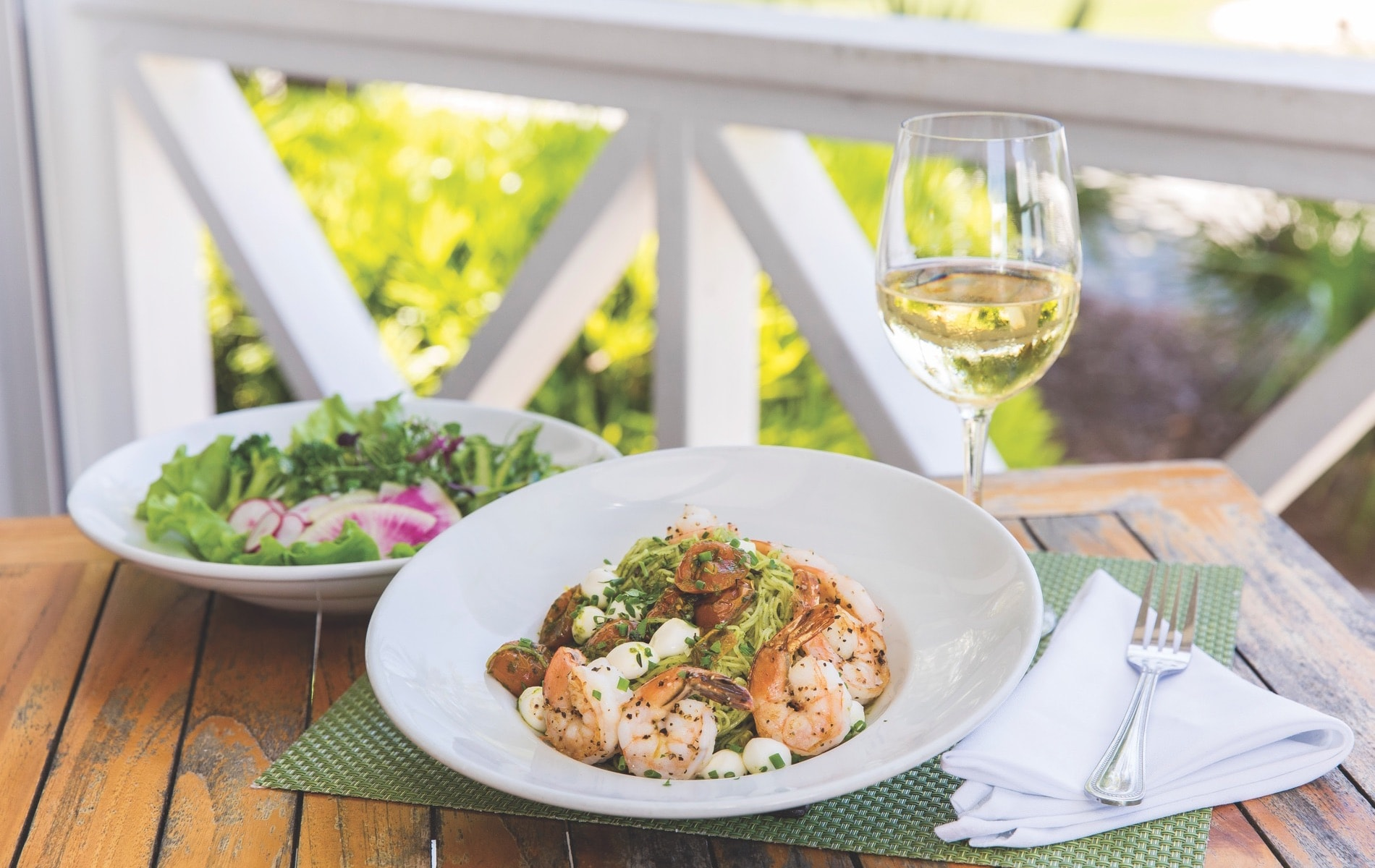 George's at Alys Beach, Spell Restaurant Group