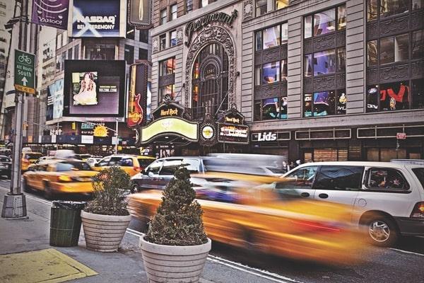 Media Coverage: New York Anniversary Trip