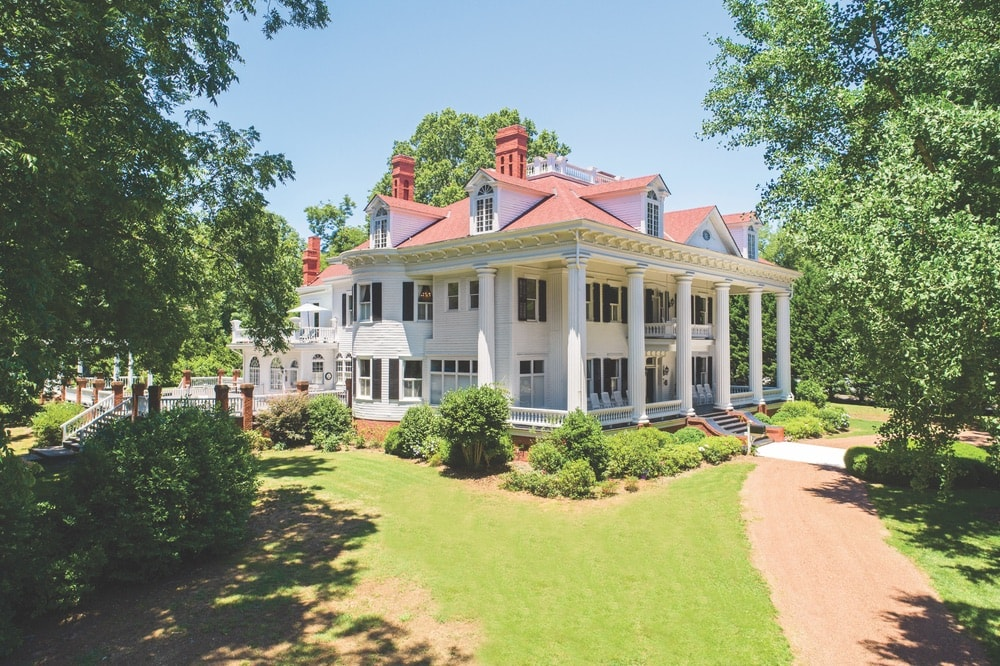 Twelve Oaks Plantation, Gone With the Wind Home