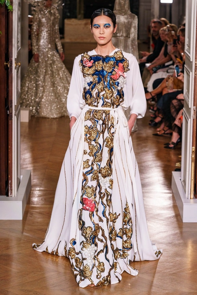 Valentino, fall/winter 2019 couture fashion