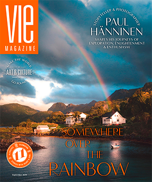 VIE Magazine, September 2019 Art & Culture Issue, Paul Hanninen
