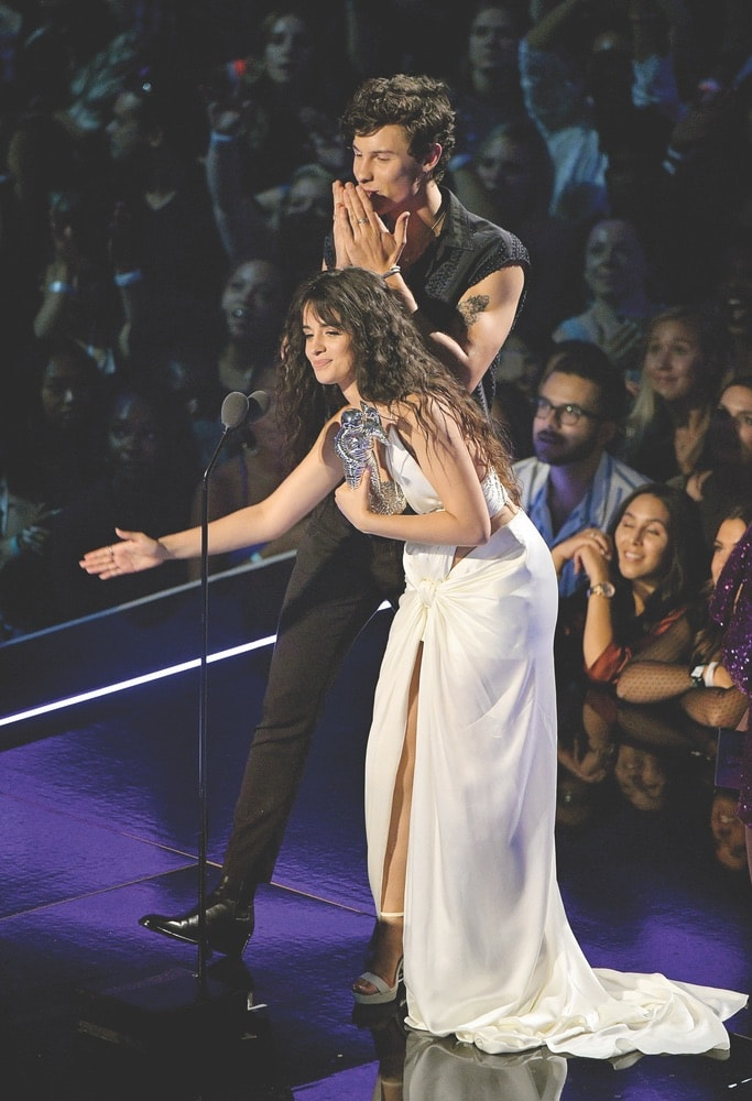 2019 MTV Video Music Awards, Shawn Mendes, Camila Cabello