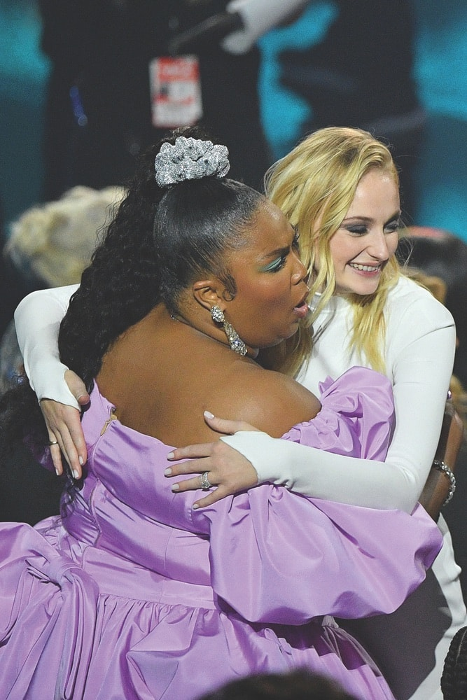 Lizzo, Sophie Turner Jonas, 2019 MTV Video Music Awards