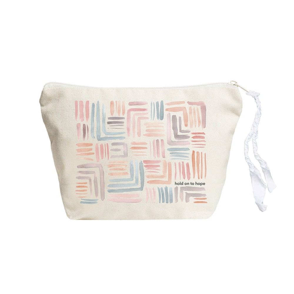 The Tote Project Hold On to Hope Pouch
