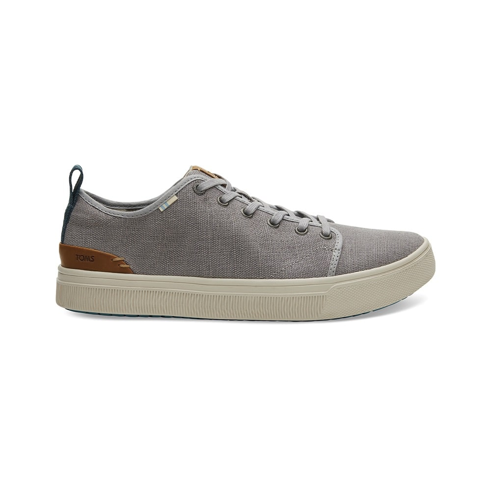 TOMS Men's Canvas TRVL LITE Low Sneakers