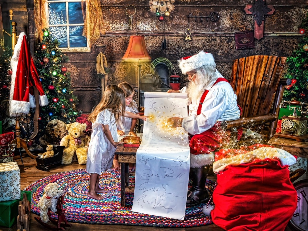 Santa's Magical World