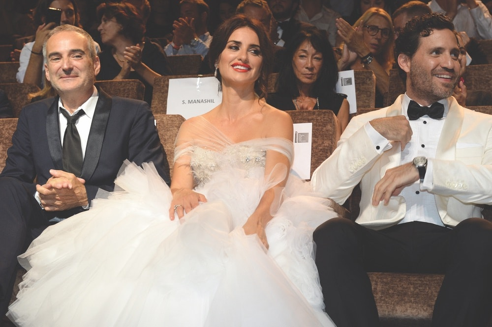Venice Film Festival 2019, Penélope Cruz, Edgar Ramírez