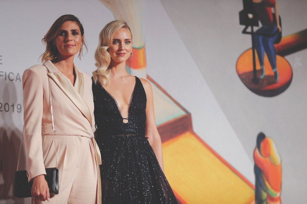 Venice Film Festival 2019, Elisa Amoruso, Chiara Ferragni