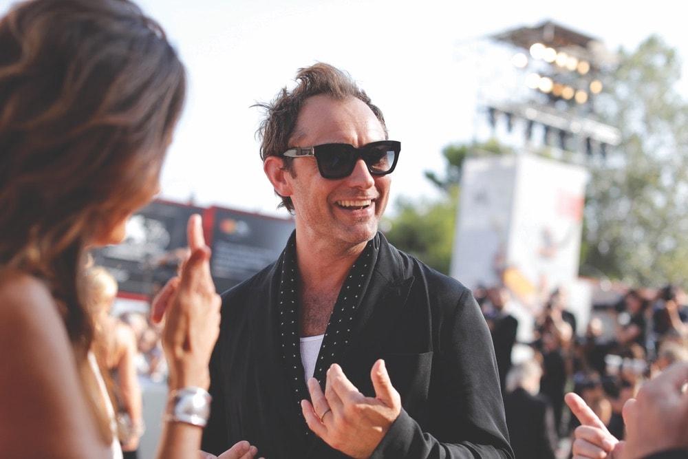 Venice Film Festival 2019, Jude Law