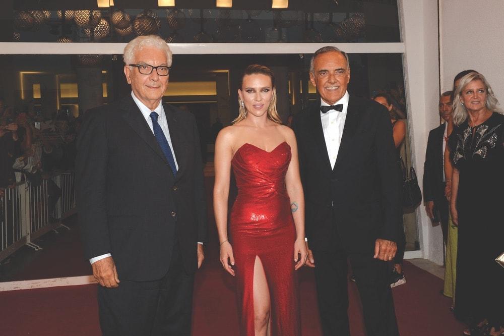 Venice Film Festival 2019, Scarlett Johansson, Alberto Barbera