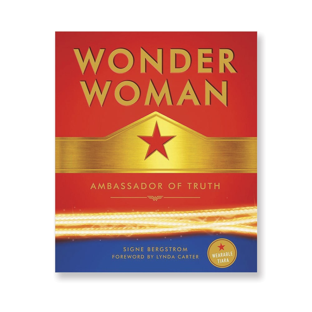 Wonder Woman: Ambassador of Truth Hardcover, Amazon