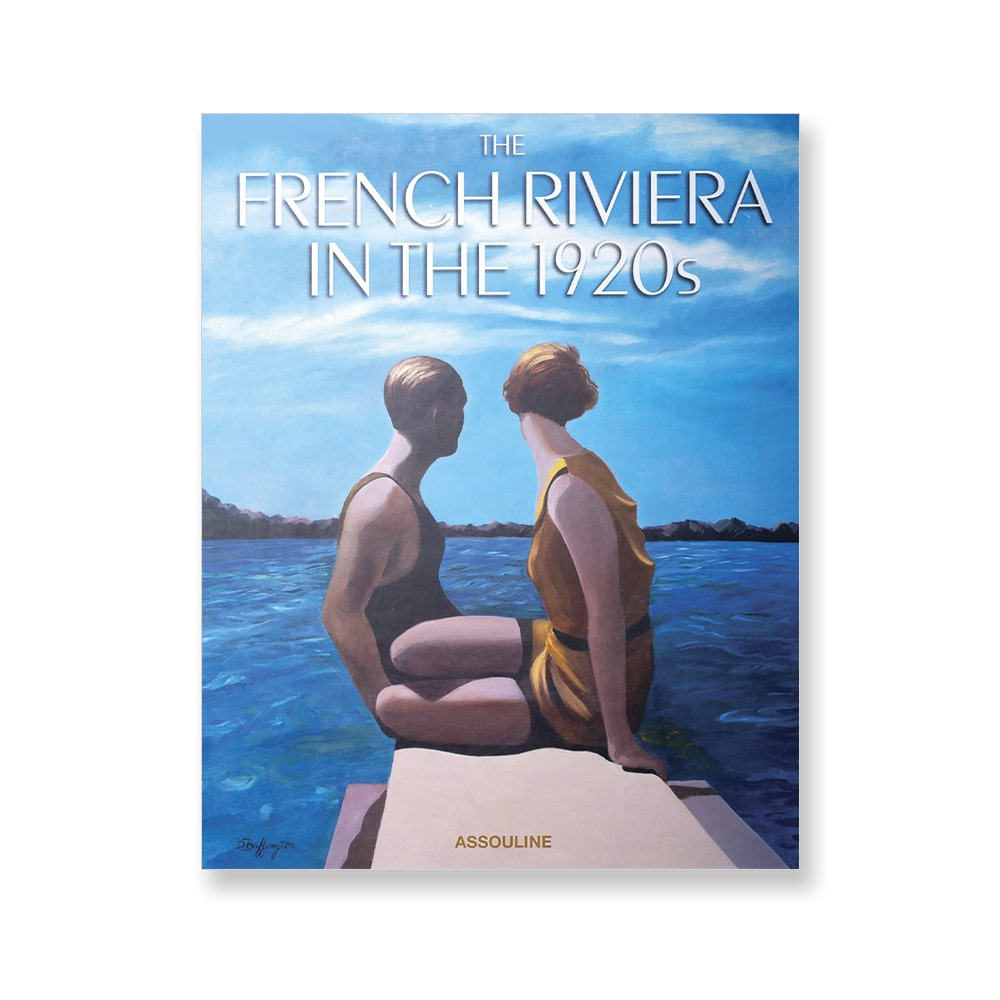 The French Riviera in the 1920s Hardcover by Assouline