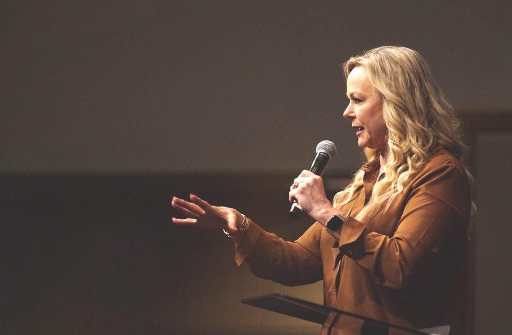 Pastor Jane Hamon, Christian International, Vision Church at Christian International