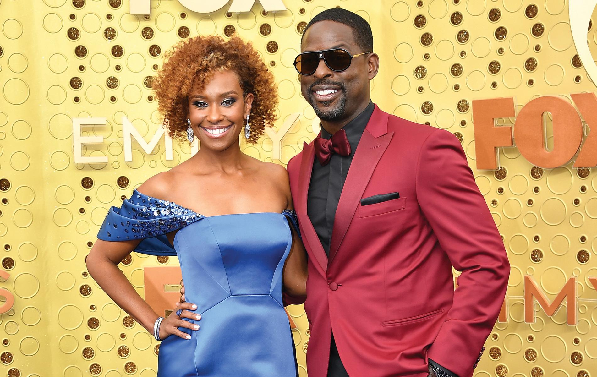 Ryan Michelle Bathe, Sterling K. Brown, Seventy-First Primetime Emmy Awards